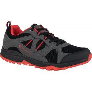 ALPINE PRO REUGEN čierna 43 - Pánska outdoorová obuv vyobraziť
