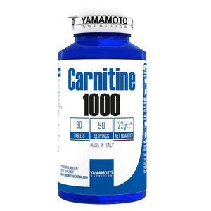 Carnitine 1000 - Yamamoto 90 tbl. vyobraziť