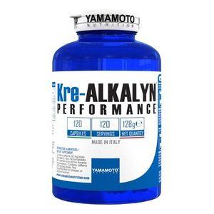 Kre-Alkalyn Performance - Yamamoto 120 kaps. vyobraziť