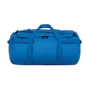 Taška Highlander Storm Kitbag 90l modrá vyobraziť