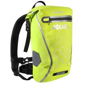 Vodotesný batoh Oxford Aqua V20 Backpack 20l oranžová vyobraziť