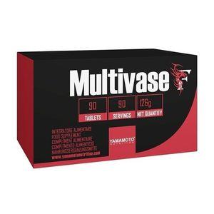 Multivase (multivitamín s postupným uvoľňovaním) - Yamamoto 90 tbl. vyobraziť