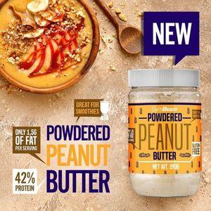 Powdered Peanut Butter - GymBeam 190 g vyobraziť