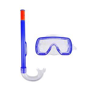 Sada na potápanie Escubia Fun Set JR žltá vyobraziť