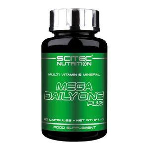 Mega Daily One Plus - Scitec Nutrition 60 kaps. vyobraziť