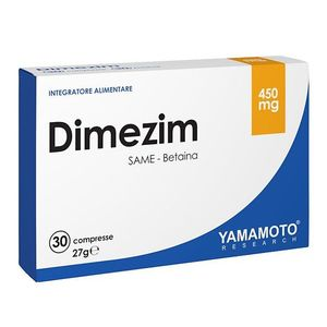 Dimezim (zlepšuje náladu+detoxikuje pečeň) - Yamamoto 30 tbl. vyobraziť