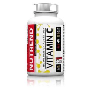 Vitamín C + šípky - Nutrend 100 tbl. vyobraziť