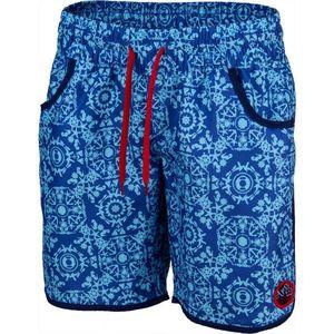 Aress MAKI SNR modrá 38 - Dámske kúpacie šortky vyobraziť