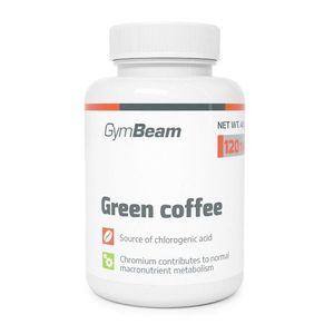 Green Coffee - GymBeam 120 tbl. vyobraziť