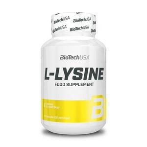 L-Lysine - Biotech USA 90 kaps. vyobraziť