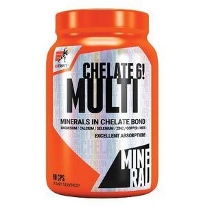 Multi Chelate 6 - Extrifit 90 kaps. vyobraziť