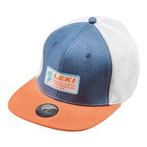 Šiltovka Leki Makalu Trucker Cap vyobraziť