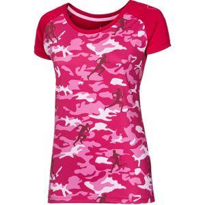 Progress COMBAT LADY červená XL - Dámske športové tričko vyobraziť