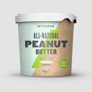 Organické Arašidové Maslo - 1kg - Jemná vyobraziť