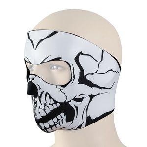 Viacúčelová maska BOS Skull Mask vyobraziť