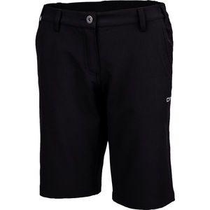 ALPINE PRO JACOBA čierna 36 - Dámske nohavice vyobraziť