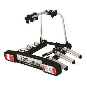 Nosič bicyklov na ťažné zariadenie HAKR Trip pre 3 bicykle Middle vyobraziť