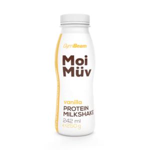 GymBeam MoiMüv Protein Milkshake 242 ml čokoláda vyobraziť