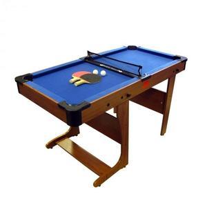 Riley PT20-6D BCE Clifton, 6´ sklopiteľný biliardový stôl s doskou pre stolný tenis vyobraziť