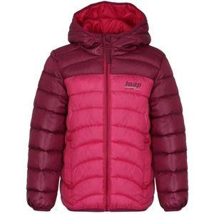Loap INPETO ružová 158-164 - Detská bunda vyobraziť