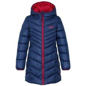 Loap INOKA modrá 112-116 - Dievčenský kabát vyobraziť