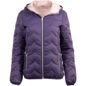 ALPINE PRO OLIVIA fialová M - Dámska bunda vyobraziť