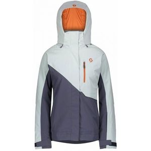Scott ULTIMATE DRYO 10 W JACKET modrá S - Dámska lyžiarska bunda vyobraziť