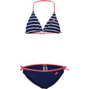 Aress SABINA modrá 140-146 - Dievčenské dvojdielne plavky vyobraziť