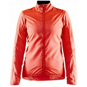 Craft ESSENCE oranžová L - Dámska ultraľahká cyklistická bunda vyobraziť