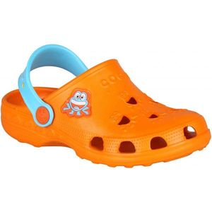 Coqui LITTLE FROG oranžová 29/30 - Detské sandále vyobraziť