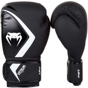 Venum CONTENDER 2.0 BOXING GLOVES sivá 12oz - Boxerské rukavice vyobraziť
