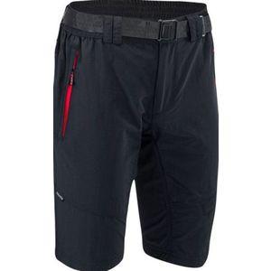 Pánske MTB cyklistické nohavice Silvini Rango MP1616 black-red vyobraziť