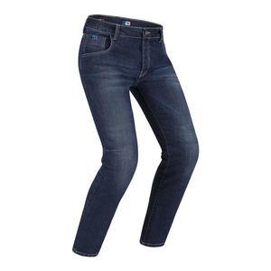 Pánske moto jeansy PMJ Rider New modrá - 44 vyobraziť