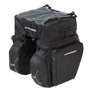 Trojitá taška Kross Roamer Triple Rear Bag vyobraziť