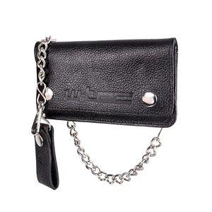 Peňaženka W-TEC Wallent Black čierna vyobraziť