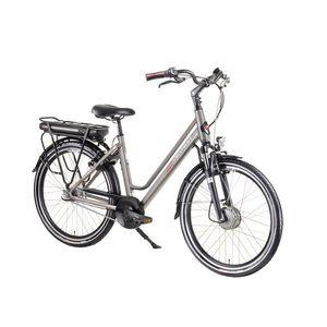 """Mestský elektrobicykel Devron 28122 - model 2019 Black - 20, 5"""" - Záruka 10 rokov vyobraziť"""