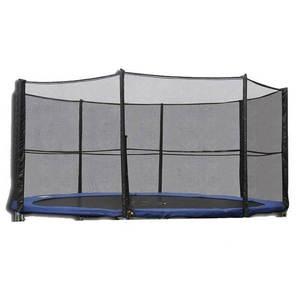 Ochranná sieť na trampolínu Spartan 430 cm na 8 tyčí vyobraziť