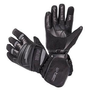 Vyhrievané rukavice W-TEC HEATston šedá - 3XL vyobraziť