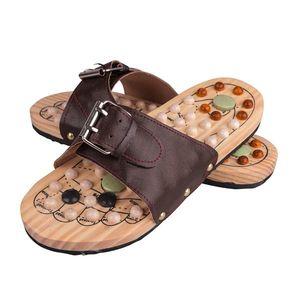 Masážne papuče inSPORTline Klabaka s magnetmi 44 vyobraziť