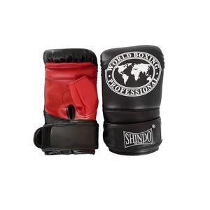 Tréningové rukavice Shindo Sport s dlhým zipsom vyobraziť