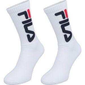 Fila UNISEX TENNIS 2P 43 - 46 - Unisex ponožky vyobraziť