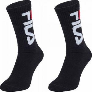 Fila UNISEX TENNIS 2P 35 - 38 - Unisex ponožky vyobraziť