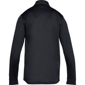 Pánska mikina Under Armour Armour Fleece 1/2 Zip Black/Black - XL vyobraziť