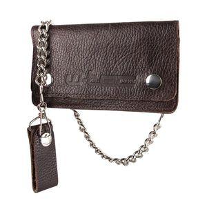 Peňaženka W-TEC Wallent Brown hnedá vyobraziť