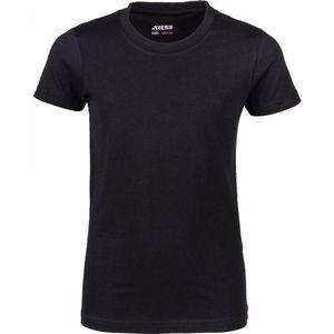 Aress MAXIM čierna 152-158 - Chlapčenské spodné tričko vyobraziť