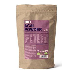 Bio Acai Powder - GymBeam 100 g vyobraziť