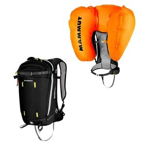 Lavínový batoh Mammut Light Protection Airbag 3.0 30l Phantom vyobraziť