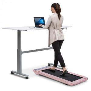 Capital Sports Workspace Go, bežecký pás, 350 W, 0, 8 - 6 km/h, 11 cm výška, ružovozlatá vyobraziť