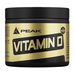 Vitamin D - Peak Performance 180 tbl. vyobraziť