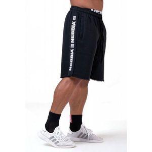 Pánské šortky Nebbia Limitless Essential 177 Light Grey - XXL vyobraziť